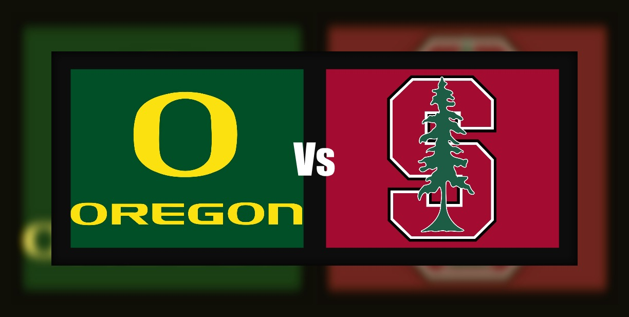 PAC-12 Thursday Night Football: Oregon Ducks vs Stanford Cardinals